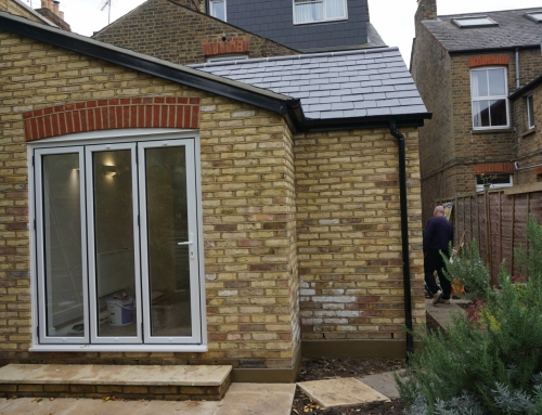 Residential Extension in Uxbridge