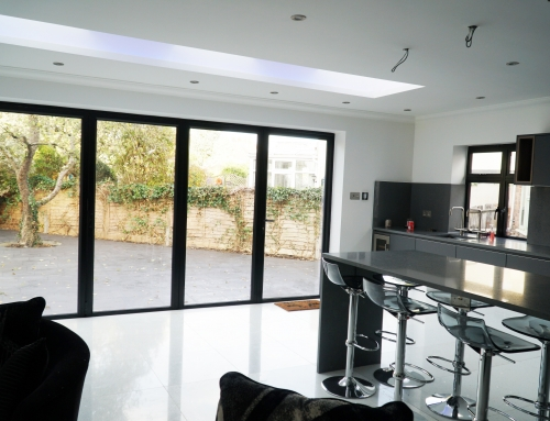 Residential Extension & Refurbishment in Hertfordshire
