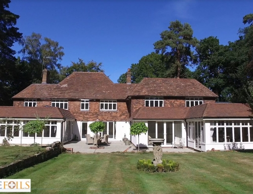 Extension and Refurbishment of Detached House in Surrey