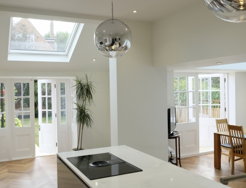 House Extension and Refurbishment in Chiswick